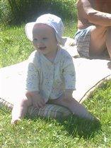 Я на солнышке сижу и на травку я гляжу!