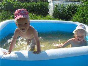 солнце, воздух и вода - наши лучшие друзья!
