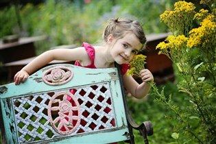 Как же я люблю цветочки!