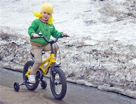 Открытие велосезона!