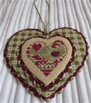 Весеннее сердце 2013 от Татьяны(Tatkis)