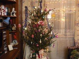 Новогодняя елка 2013г.