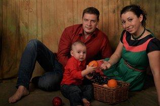 Наши Счастливая семья