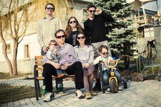 Мама Папа Я - семья