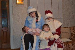 Новый год в нашей семье