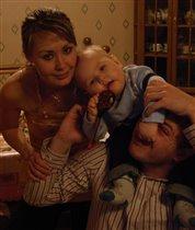 Семейная улыбочка на память:)