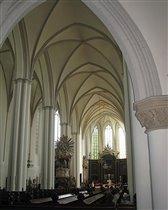 Marienkirche, interior