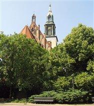 Marienkirche, exterior