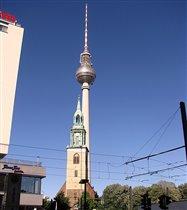 Marienkirche+Tower
