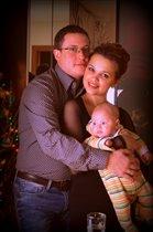 Мама папа я - счастливая семья
