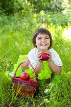 Природа и ее дары - залоги силы и здоровья!