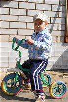 'Старый' друг - велосипед