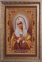 икона Св. Богородицы Умиление Серафимо-Дивеевская