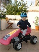Мой гоночный автомобиль