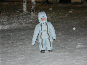 снеговика вызывали?