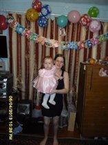 на день рожденье мы были с мамой королевы