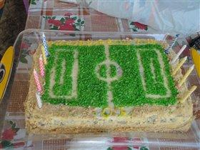 Юбилейный торт 2