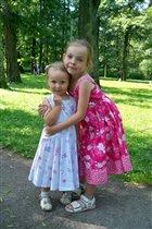 Сестрички-красавицы!