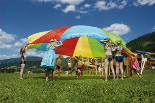 Семейный лагерь Discovery club First Light Австрия