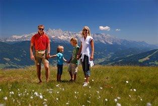 Семейный лагерь Discovery club - Счастливая семья