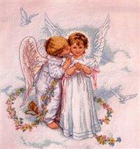 Поцелуй ангела от Dimensions