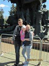 Семейная прогулка в зоопарк