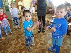 Серёжа в детском саду