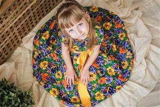 Моя принцесса Фотоконкурс «Маленькая модница»