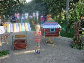 В детском парке г.Уфы.