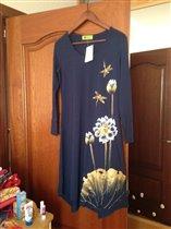 Платье Новикова