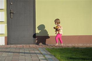 Догоняшки с тенью