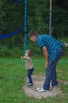 Ярослава и волейбол
