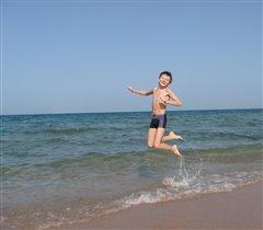 Радость встречи с Красным морем!
