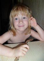 моя дочка Милана