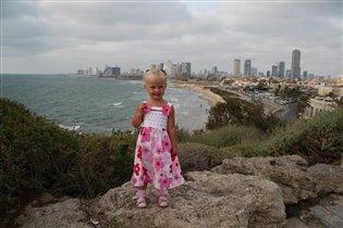 Тель-Авив как на ладони.