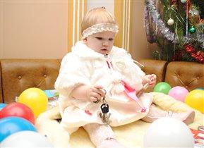 Наша доченька Настасья!!!