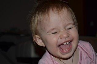 самый счастливый малыш на свете