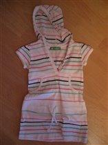 Платье Cichlid, 98см имхо до 92см