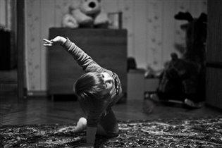 Художественная гимнастика :)