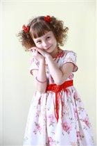 маленькая модница