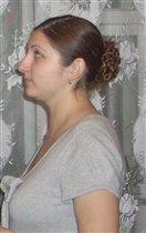 Собраные волосы всегда красиво