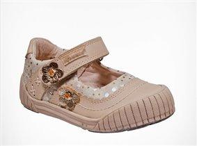 Фламинго туфли нат кожа\нат кожа 20-25, 430 руб