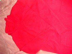 Мягкий и теплый свитер с каармашками, 300 руб.