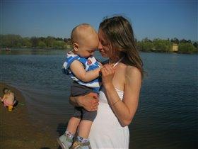 мама и сыночек