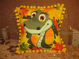 Риолис 1288 Подушка 'Маленький змей'