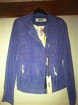 Куртка кожа Tom Farr, новая, на 48р, 3000р