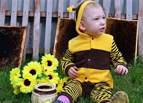 Лето - время собирать мёд!