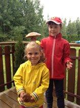 Зонтик для сестренки:)