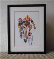 Thea Gouverneur 1015 Cycling