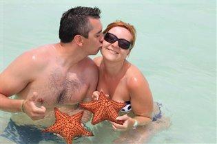 Любовь и морские звезды